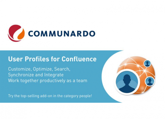 User Profiles for Confluence_Beitragsbild