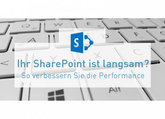 SharePoint Performance_Beitragsbild
