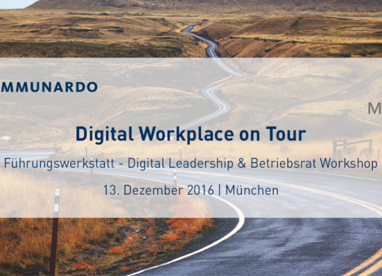 digital-workplace-on-tour in München