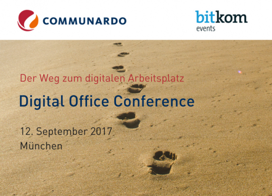Digital Office Conference - Vorschaubild
