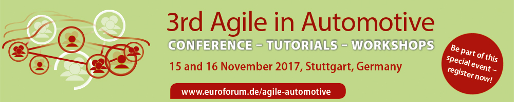 Agile in Automotive 2017
