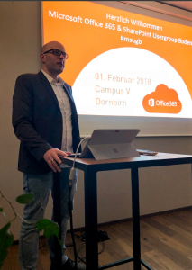 Office 365 & SharePoint Usergroup Bodensee