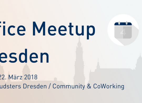 Office 365 Meetup Dresden am 22.03.2018