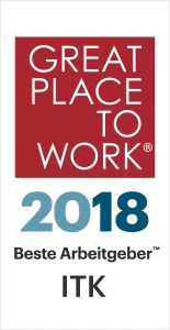 Great Place to Work - ITK 2018
