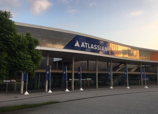 Atlassian Summit 2018 in Barcelona