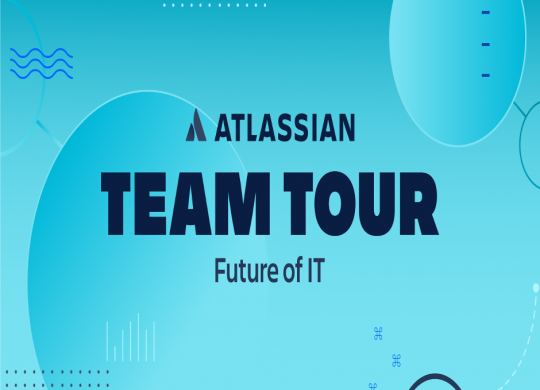 Atlassian Team Tour 21.05