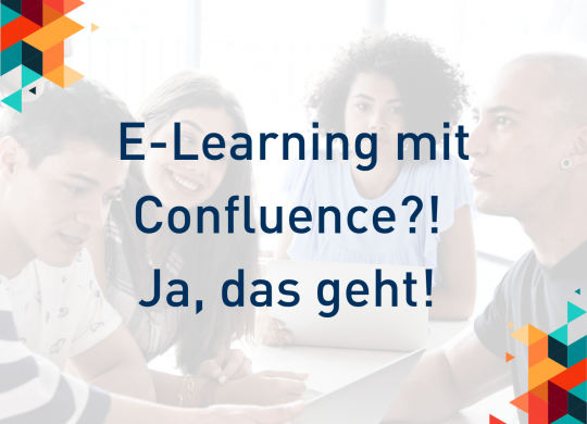 E-Learning mit Confluence Blog