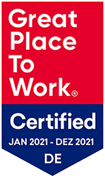 Great place to work certificated