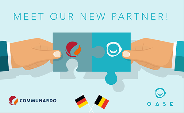 OASE - Meet our new partner!